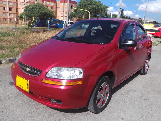 Chevrolet Aveo Family Mt 1500 Cc Aa