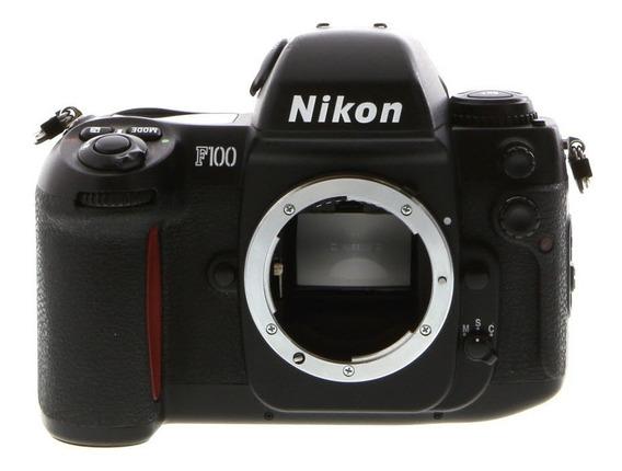 Camera Fotográfica Nikon F100 - Usada