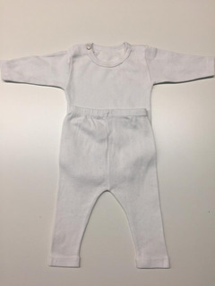 Conjunto Para Bebes Talle-2 (3 A 6 Meses) Pack X 3