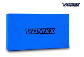 Taco Lixa Para Polimento Automotivo 13x7cm Vonixx Lixamento