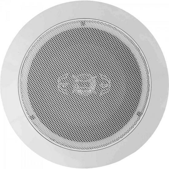 Arandela 6 Coaxial 55w Rms Redonda Ar6 Branca Orion