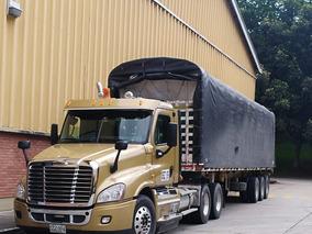 Vendo Freightliner Cascadia 2012 Con Motor Detroit S60