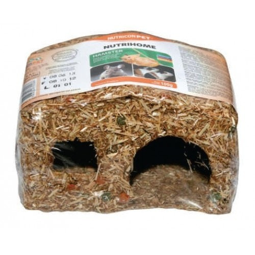 Nutrihome Hamster Casa 85gr