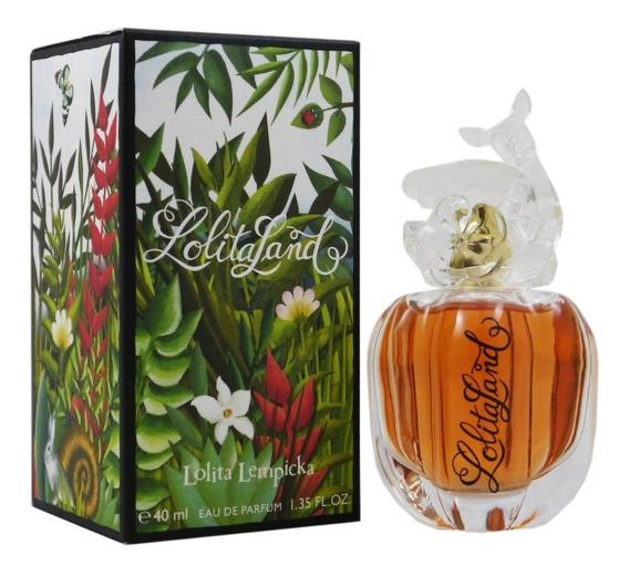 Lolitaland Eau De Parfum 40ml Feminino | Original + Amostra