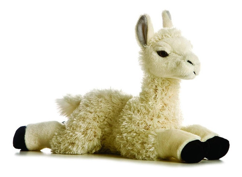Peluche Aurora Llama Flopsie Yoohoo & Friends Febo