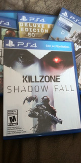 Juegos De Ps 4 Killzone Shadow Fall