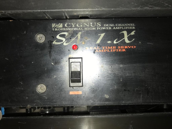 Potencia Cygnus Sa-1x 100w Funcionando 100%