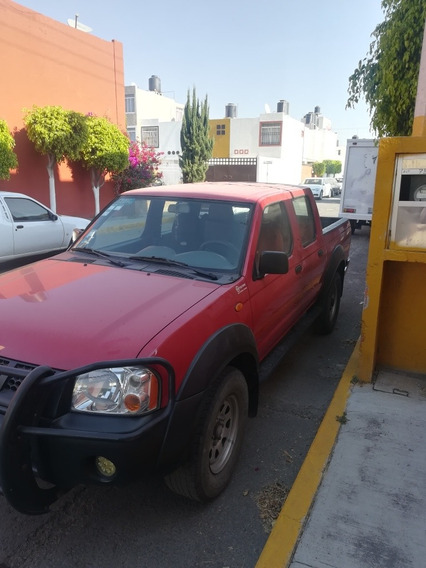 Nissan Frontier Xe 2015 4cil, Std, A/c,