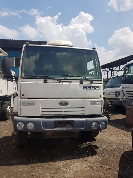 Ford Cargo 6332 Chassi 2008