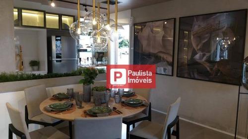 Apartamento À Venda, 83 M² Por R$ 837.000,00 - Santo Amaro - São Paulo/sp - Ap29785
