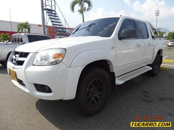 Mazda Bt-50 Mt/4x4 2600 180 Libras De Gas