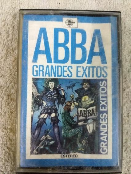 Cassette-abba-exitos-onda Bee-beatles-roxette-madonna-disco