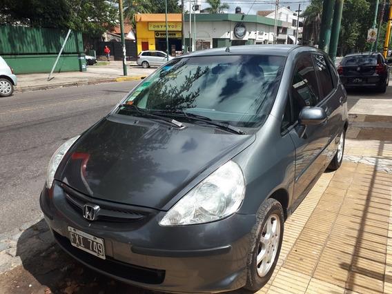 Honda Fit 1.5 Ex At 2006 - Permuto Por Menor Valor
