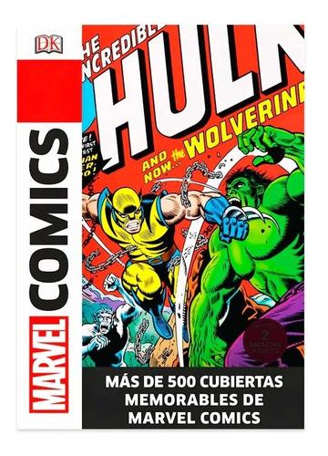 Imagen 1 de 4 de Marvel 75 Años ( Libro Homenaje A 500 Tapas De Comic )