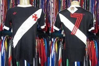 Vasco Da Gama 1979 Camisa Titular Tamanho G Número 7.