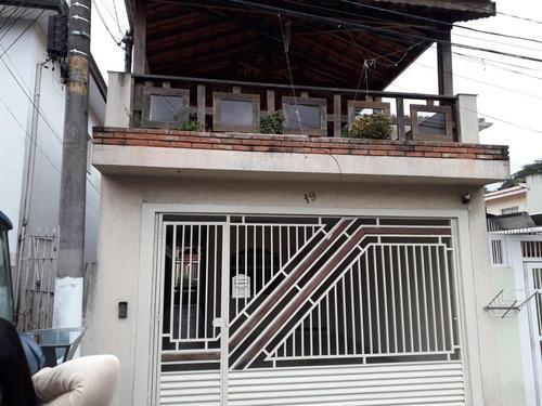 Imagem 1 de 17 de Sobrado, 273 M² - Venda Por R$ 637.000,00 Ou Aluguel Por R$ 3.000,00/mês - Horto Florestal - São Paulo/sp - So0253