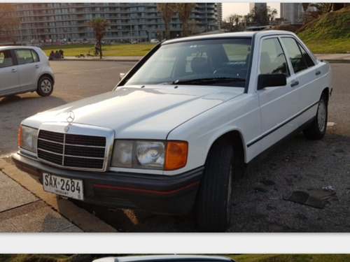 Mercedes-benz Clase C Sedán 4 Puertas