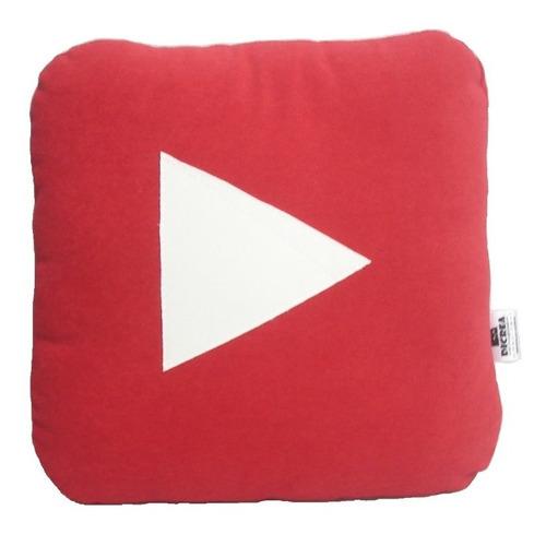 Cojines Dicrea Geek Youtube, Instagram, Facebook, Mac