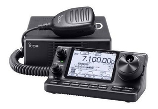 Radio Icom Ic-7100 Hf 50 144 440 Mhz Amateur Mobile Transc ®