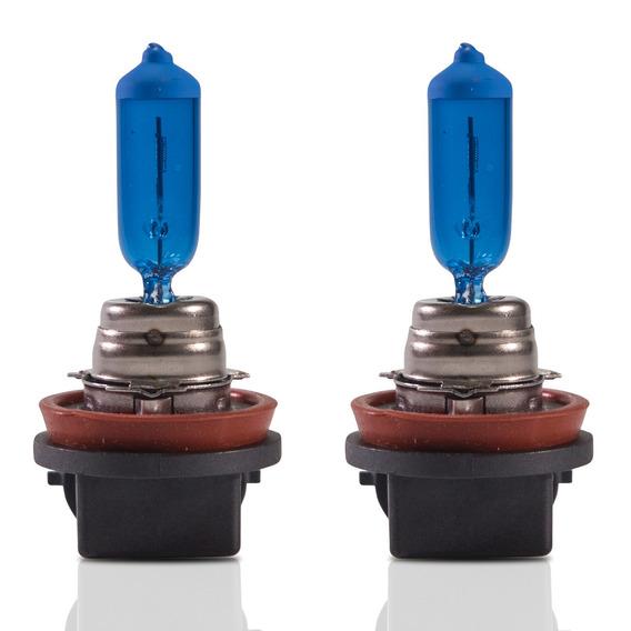 Kit Várias Lampadas Techone Super Branca Efeito Xenon 8500k