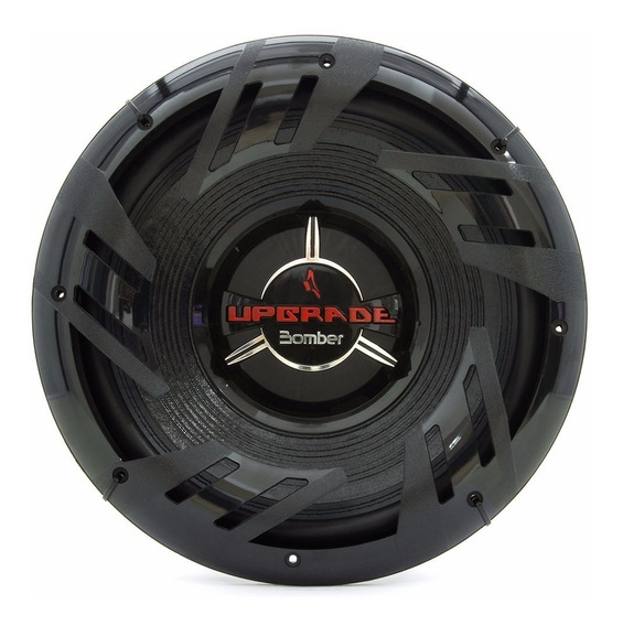 Subwoofer Bomber Upgrade 12 C/ 350w Rms 4 Ohms Up Grade