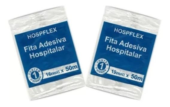Fita Adesiva Hospitalar 19mm X 50m Hospflex