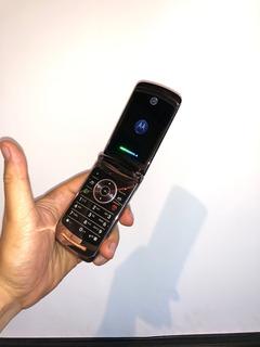 Celular Motorola Motorazr V8 Dourado Usado Debloqueado