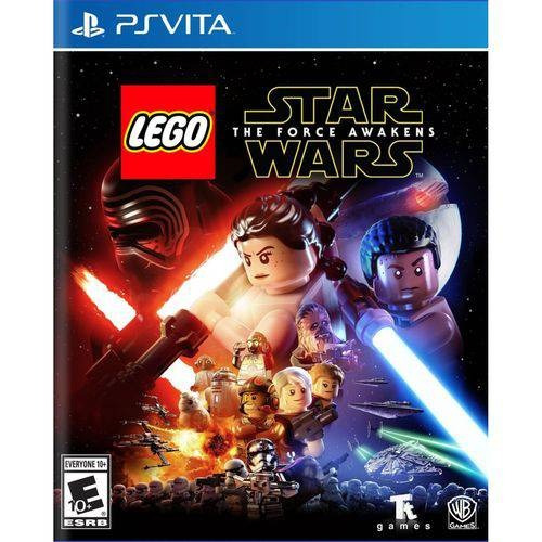 Lego Star Wars: The Force Awakens - Ps-vita