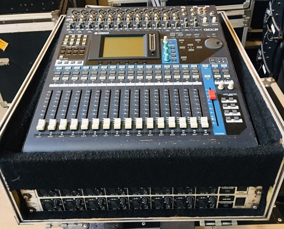 Yamaha 01v96 + Case + Ada - 12xsem Juros - 32 Canais