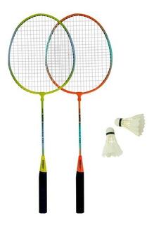 Raqueta De Badminton Sufix Elite Aluminio/grafito Gol De Oro