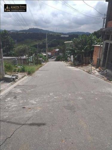 Terreno À Venda, 183 M² Por R$ 112.000,00 - Refúgio Dos Bandeirantes - Santana De Parnaíba/sp - Te0192