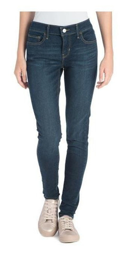Pantalon Levi S 710 Super Skinny Para Mujer Pr 3201282 Mercado Libre