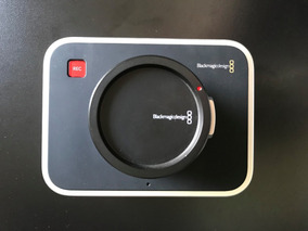 Blackmagic Cinema Camera 2.5k Ef Com Ssd Hyperx 250gb