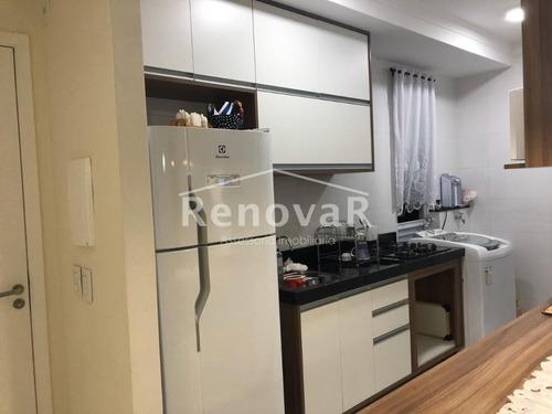 Apartamento Para Venda, 2 Dormitórios, Parque Euclides Miranda - Sumaré - 598