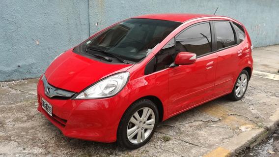 Honda Fit 1.5 Ex-l At 120cv L09 2012