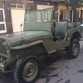 Jeep Willys Año 1943