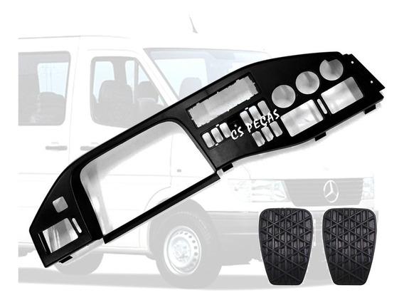 Kit Capa Do Painel E Capa Pedal Freio/embr Sprinter 310 312