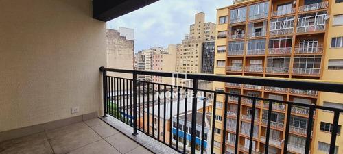 Apartamento À Venda, 52 M² Por R$ 598.000,00 - República - São Paulo/sp - Ap2462