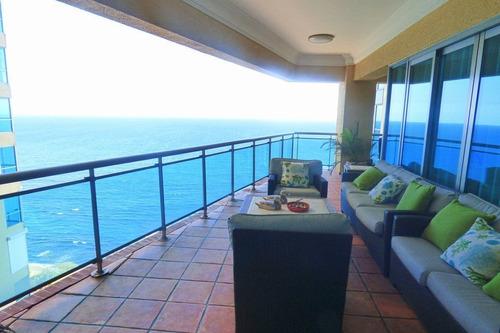 Apartamento 3 Habitaciones Y Vista Al Mar, Malecon Center