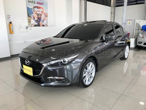 Mazda 3 Grand Touring Lx 2.000cc 2017, Aut Financio 100%