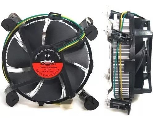 Cooler Para Processador 755/1155/1156 - Dx7115