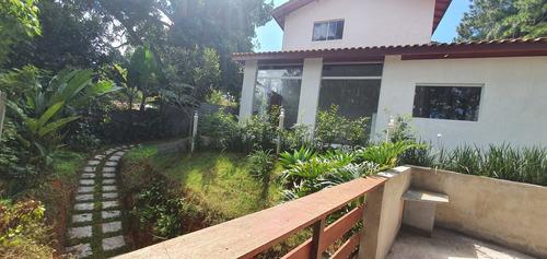 Imagem 1 de 14 de Casa Em Condomínio Fechado Cotia  Segurança 24 Hs