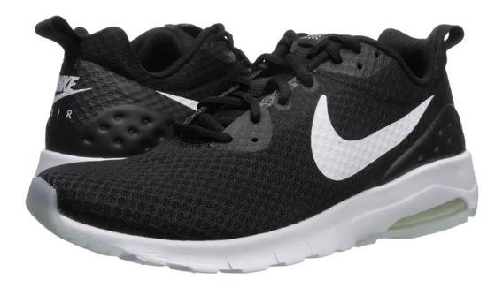 Zapatillas Nike Air Max Motion Lw Urbanas Dama 833662-011
