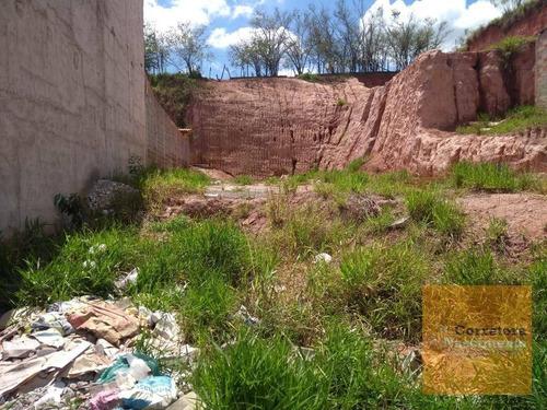 Imagem 1 de 5 de Terreno À Venda, 255 M² Por R$ 89.000,00 - Jardim Colinas - Jacareí/sp - Te0466