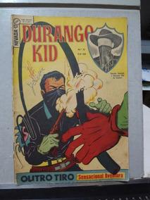 Gibi Nevada 2ª Série - N° 12 Durango Kid 1965