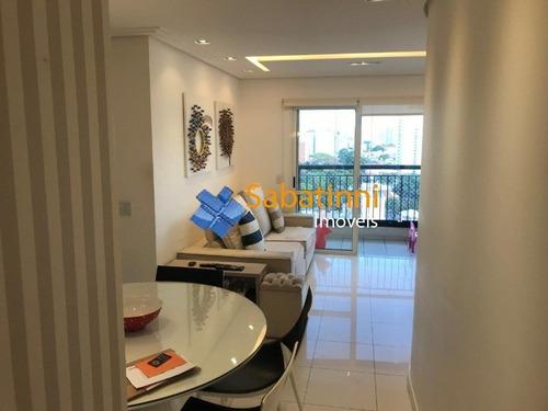 Apartamento A Venda Em Sp Cambuci - Ap02430 - 68185718
