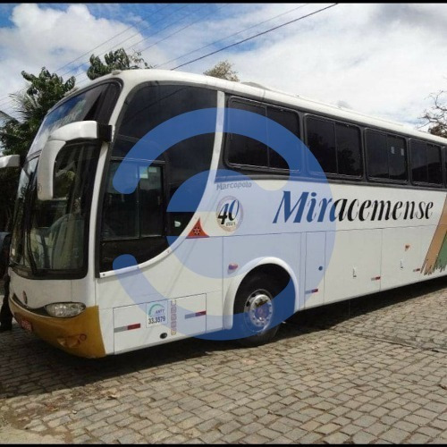 Onibus G6 1200 Mercedes Benz O500 Rs  - Ano 06/06