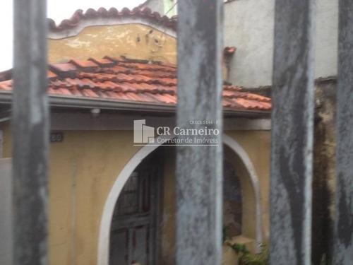 Imagem 1 de 4 de Casa Térrea Para Venda No Bairro Vila São Geraldo, 3 Dorm,  60 M - 1413