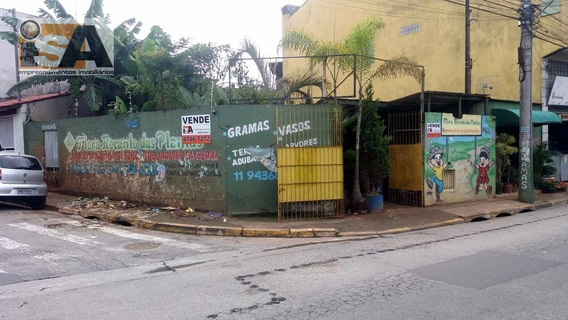 Área/terreno Em Calmon Viana - Poá - 2872