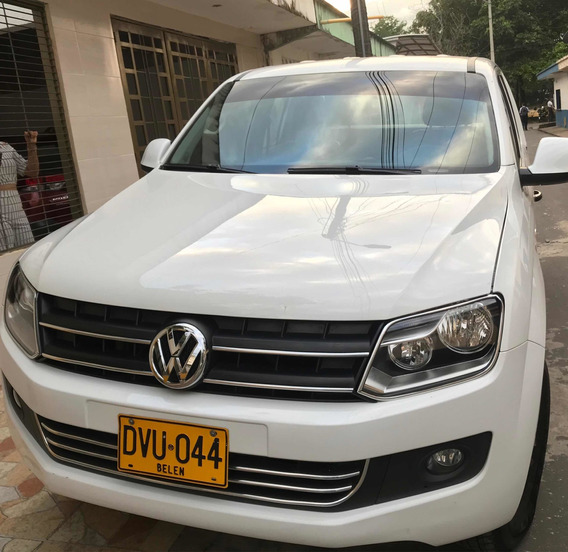 Volkswagen Amarok Andina Amarok